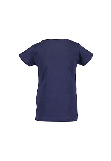 Blue Seven Tricou cu margarete din paiete Fete