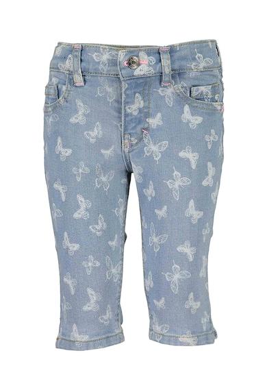Blue Seven Pantaloni scurti de denim cu fluturi Fete