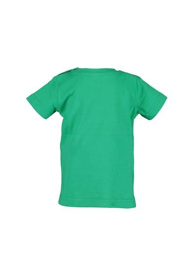 Blue Seven Tricou de bumbac cu imprimeu grafic Baieti