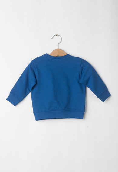 Blue Seven Bluza sport de bumbac cu imprimeu grafic Baieti