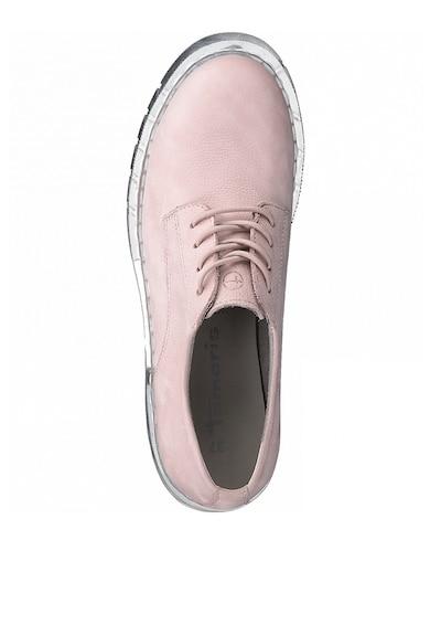 Tamaris Pantofi derby din piele Femei