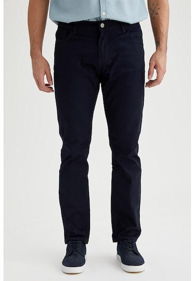 DeFacto Pantaloni drepti Barbati