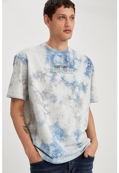DeFacto Tricou cu imprimeu Barbati