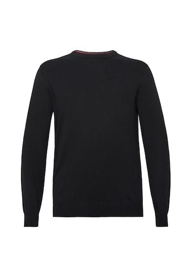 Esprit Pulover din bumbac organic tricotat fin Barbati