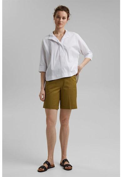 Esprit Pantaloni scurti chino cu snur detasabil Femei