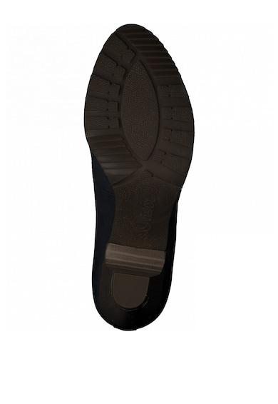 s.Oliver Pantofi de piele ecologica cu toc masiv Femei