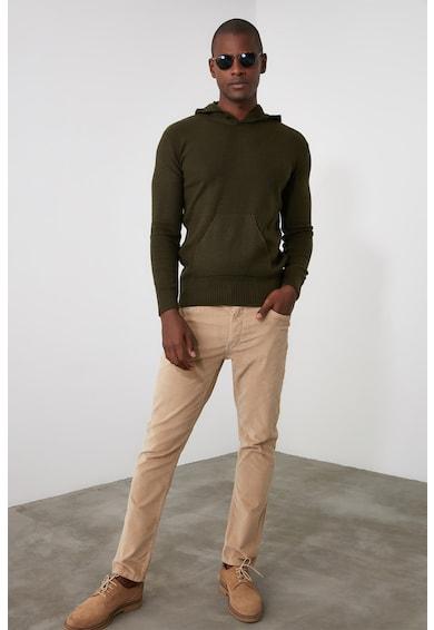 Trendyol Pantaloni de reiat Barbati