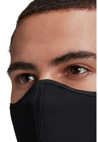 adidas Performance Set de masti faciale, unisex - 3 piese, Negru, Femei