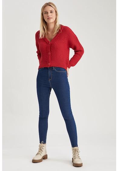 DeFacto Blugi super skinny Anna Femei