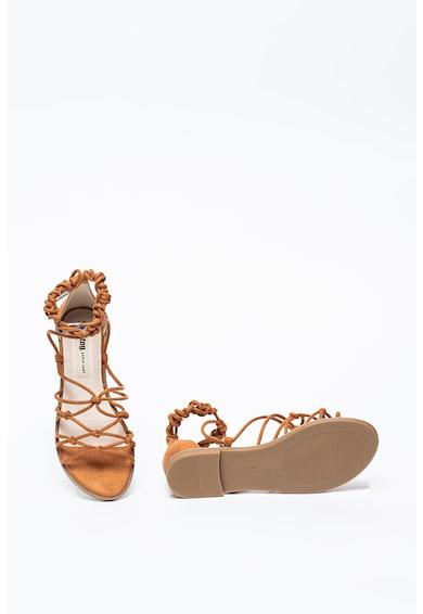 MTNG Sandale de piele intoarsa sintetica Femei