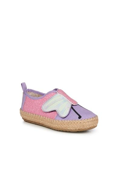 Emu Pantofi loafer cu model fluture Butterfly Nest Fete