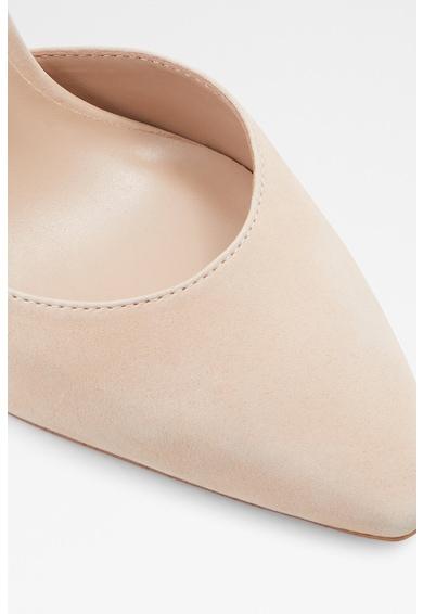 Aldo Pantofi de piele intoarsa cu bareta pe glezna Susan Femei