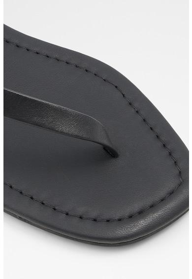 Aldo Sandale de piele cu bareta separatoare Holthuis Femei