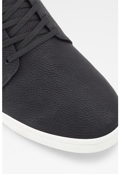 Aldo Pantofi sport de piele ecologica cu aspect texturat Fradolian Barbati