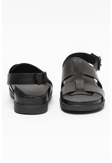 Clarks Sandale din piele Sunder Barbati