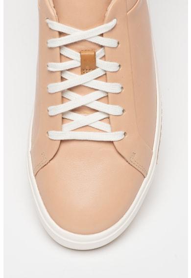 Clarks Pantofi sport de piele Maui Femei