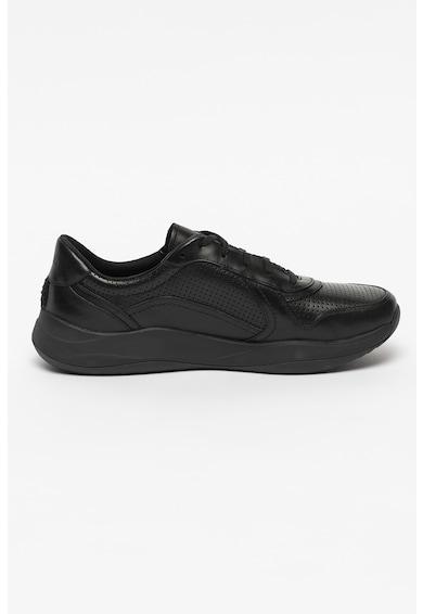 Clarks Pantofi sport de piele Sift Speed Barbati