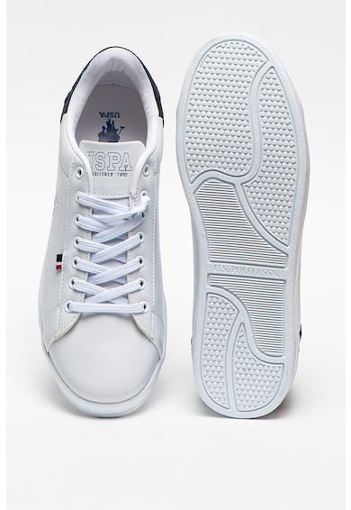U.S. Polo Assn. Спортни обувки Pedro от кожа и еко кожа Мъже