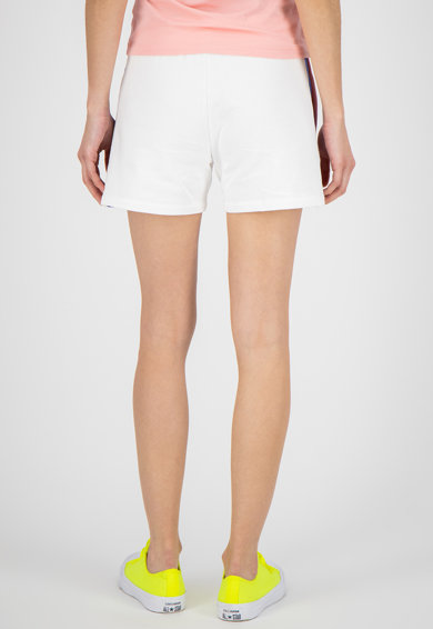 EA7 Pantaloni scurti cu benzi laterale contrastante Femei