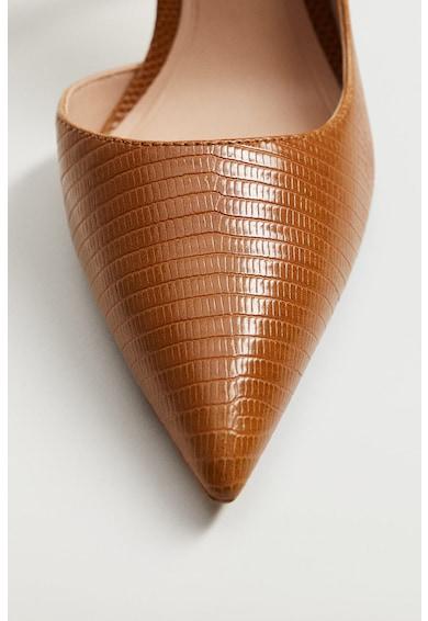 Mango Pantofi cu varf ascutit Audrey Femei