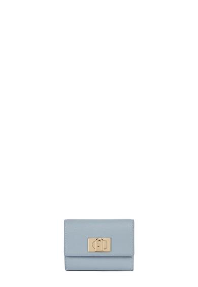 Furla Кожено портмоне с тройно прегъване Жени