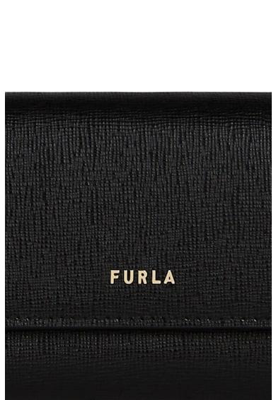 Furla Кожено портмоне Armonia с тройно прегъване Жени