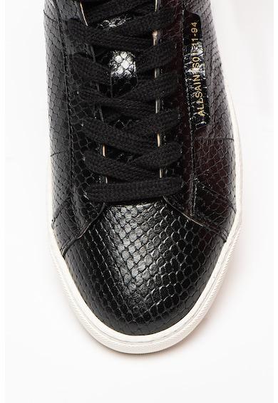 AllSaints Pantofi sport de piele Sheer Femei