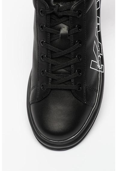Karl Lagerfeld Pantofi sport de piele Kapri Barbati