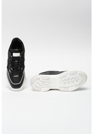 Furla Pantofi sport cu aspect masiv si garnituri de piele Wonderfurla Femei