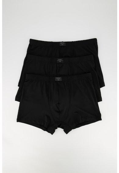ESPRIT Bodywear Set de boxeri cu model uni Dallas - 3 perechi Barbati