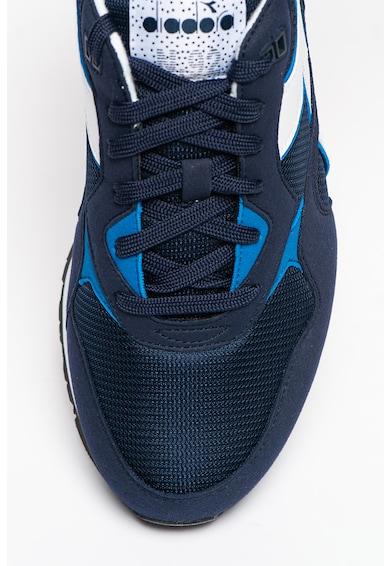 Diadora Pantofi sport cu insertii de plasa N.92 Barbati