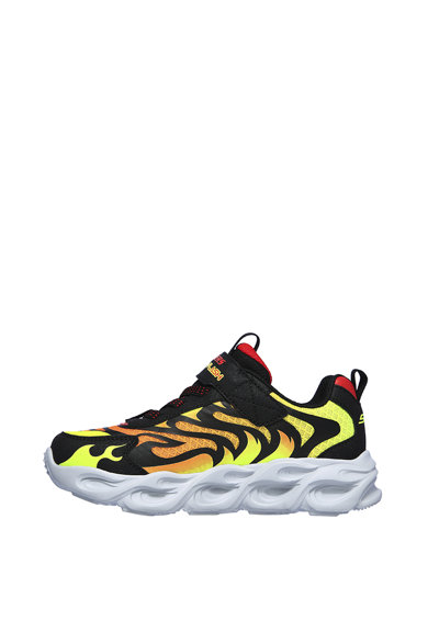 Skechers Pantofi sport cu LED-uri Thermo-Flash Baieti