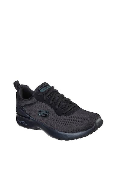 Skechers Pantofi sport de material textil si piele ecologica SKECH-AIR DYNAMIGHT-TOP PRIZE Femei