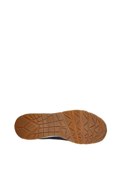 Skechers Pantofi sport de piele ecologica Uno - Stand On Air Barbati