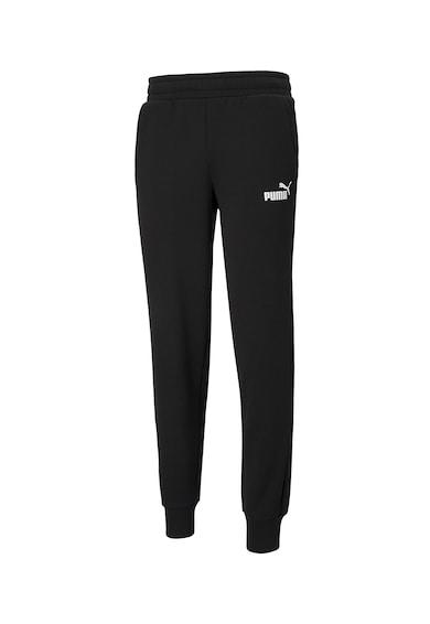 Puma Pantaloni jogger conici cu buzunare laterale Barbati