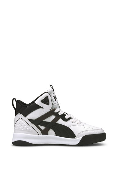Puma Pantofi mid-cut pentru baschet Backcourt Baieti