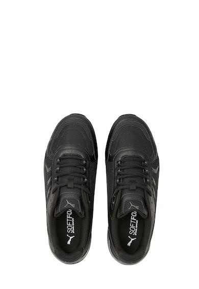 Puma Pantofi cu detalii de piele ecologica, pentru alergare Respin Barbati