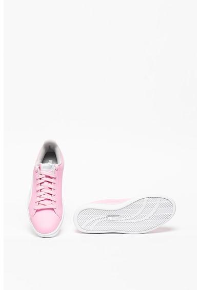 Puma Pantofi sport din piele ecologica UP Jr Baieti