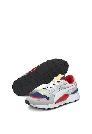 Puma Pantofi sport cu model colorblock RS 2.0 Core Barbati