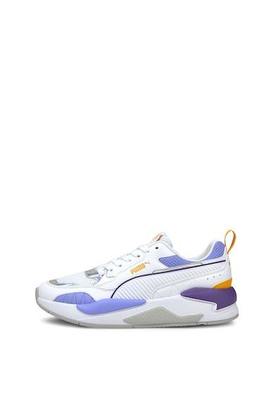 Puma Pantofi sport cu model colorblock si garnituri irizate X-Ray² Femei