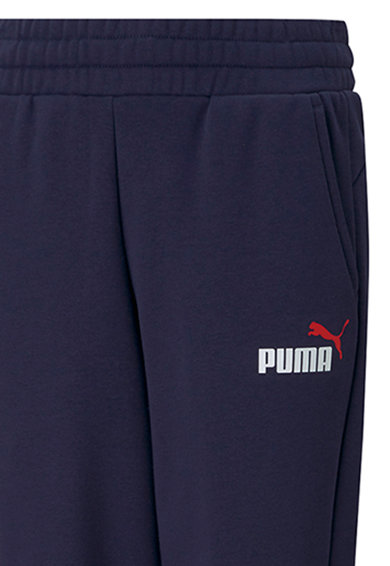 Puma Pantaloni sport cu logo Essentials +2 Colour Baieti