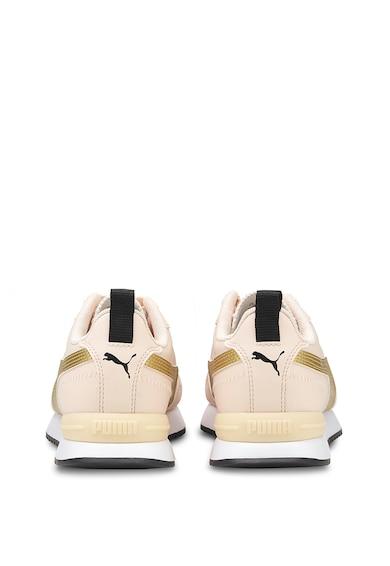 Puma Pantofi sport cu detalii de piele ecologica R78 Femei