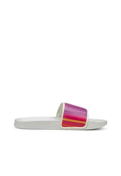 Puma Papuci cu model colorblock si logo Leadcat Femei