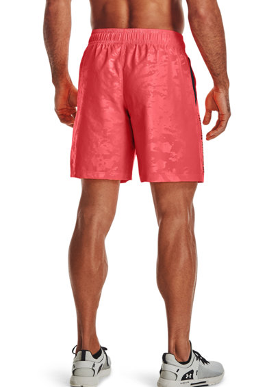 Under Armour Pantaloni scurti cu banda elastica in talie, pentru fitness Barbati