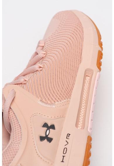 Under Armour Pantofi slip-on din material textil, pentru fitness Hovr Rise 2 Femei
