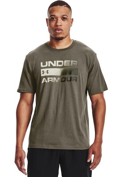 Under Armour Tricou pentru fitness, lejer, Team Issue Wordmark Barbati