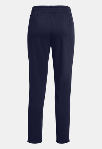 Under Armour Pantaloni sport lejeri, conici, pentru fitness Rival Fleece Gradient Femei