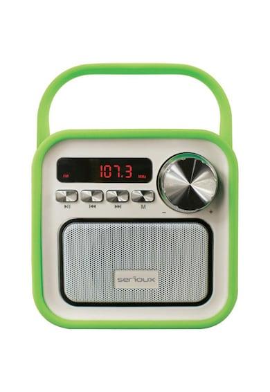 Serioux Boxa portabila  Joy, Bluetooth, Radio FM, miscroSD Femei