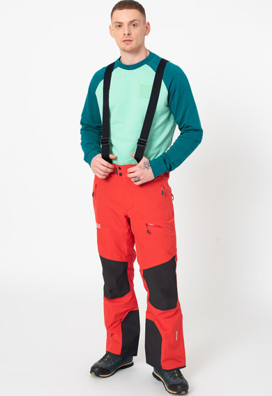 Jack Wolfskin Ски панталон Snow Summit с отделящи се детайли Мъже