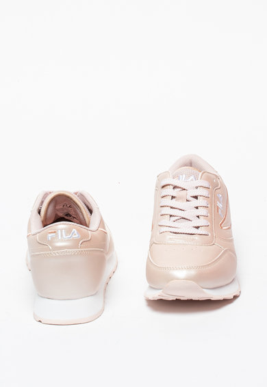 Fila Pantofi sport low-cut de piele ecologica Orbit Femei